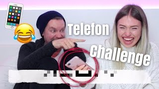 ULTRA PEINLICHE Telefon Challenge !! .. 😳😂 | BibisBeautyPalace