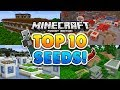 TOP 10 BEST SEEDS for Minecraft Pocket E...mp3
