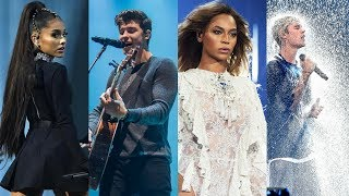 Who Has The Best Concert Opening?