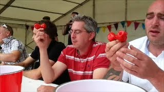 The Great Dorset Chilli Eating Contest | Sunday 4 August 2013