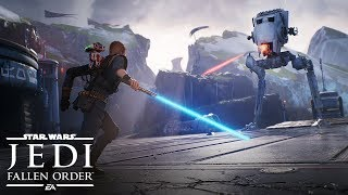 Star Wars Jedi: Fallen Order Official Trailer – Xbox E3 Briefing 2019