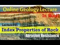 Index Properties of Rock Part#05 Abrasio...mp3
