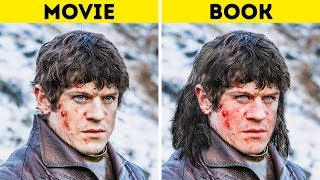 How the Game of Thrones Characters Should Really Look