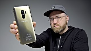 Unboxing The Samsung Galaxy S9 Clone