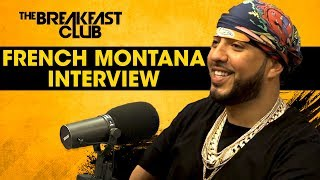 French Montana Talks His Biggest Record Ever, Traveling To Africa & More