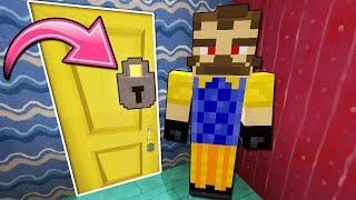 HELLO NEIGHBOR - Minecraft VERRÜCKTER NACHBAR! [Deutsch/HD]