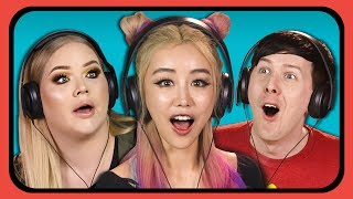 YOUTUBERS REACT TO ODDLY SATISFYING COMPILATION #2