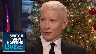 Is Andy Cohen Or Anderson Cooper More Kinky In Bed? | WWHL