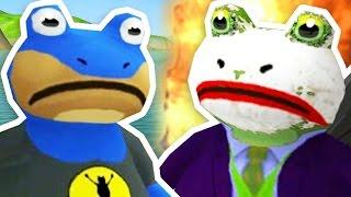 BAT FROG VS JOKE FROG - Amazing Frog - Part 63 | Pungence