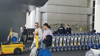 TSA supervisor sick lafd called at Los Angeles International Airport