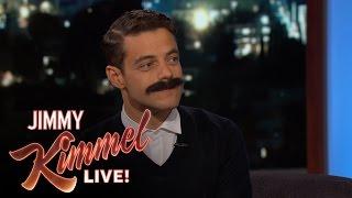 Rami Malek on Playing Freddie Mercury