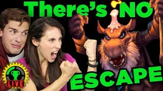 KIDNAPPED by Blizzard!   The Hearthstone Escape Room (Kobolds & Catacombs)