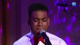 """Joshua Ledet Performs """"When a Man Loves a Woman"""" at In Performance at the White House"""
