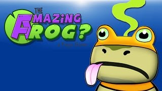 Amazing frog? Ep. 1 (Must escape!, Giant Cookie, Killer Sharks)