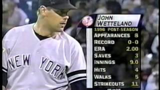 96 Yankees World Series highlight reel