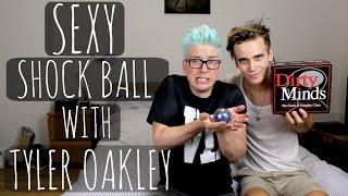 Sexy Shock Ball With Tyler Oakley   ThatcherJoe