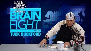Tuck Buckford Goes Elbow-Deep In A Tub Of Chobani