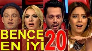 Bence En İyi 20 | O Ses Türkiye 2015-2016 (Best of The Voice Turkey 2015-2016)