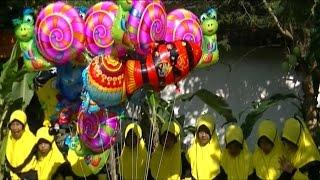Balloons Character - Kids Balloon Nemo, Spongebob, Elephant, Snail - Groovy Baby