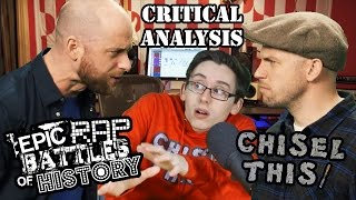 [Critical Analysis] Nice Peter vs EpicLLOYD. Epic Rap Battles of History. The Final Battle?