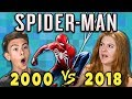 Spider-Man Old vs New (2000 vs. 2018) (R...mp3