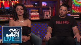 Are Nema Vand And Mona Too Close?   Shahs Of Sunset   WWHL