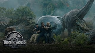 Jurassic World: Fallen Kingdom - Trailer Thursday (Run) (HD)