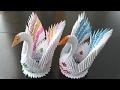 3D Origami, Kanatlı Kuğu Yapımı - 1....mp3