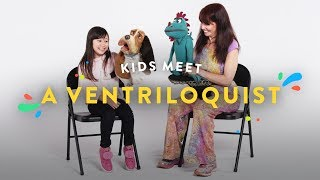 Kids Meet Ventriloquist   Kids Meet   HiHo