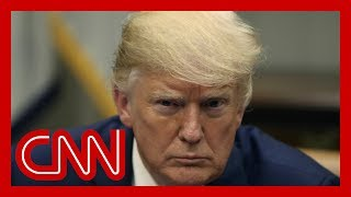 Trump's stunning admission causes backlash