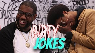 You Laugh, You Lose | Ron vs. Clint (Dirty Jokes Edition)