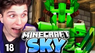 DIE TERRA-RÜSTUNG IST FERTIG! & ALLIANZ MIT ANDEREN INSELN?! ✪ Minecraft Sky  #18   Paluten