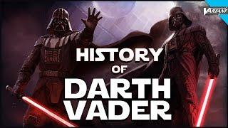 History Of Darth Vader!