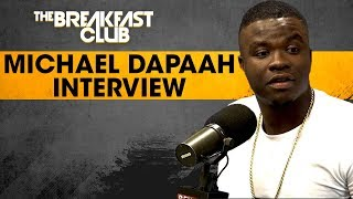 Michael Dapaah Tells The Story Of Big Shaq, Responds To Shaquille O