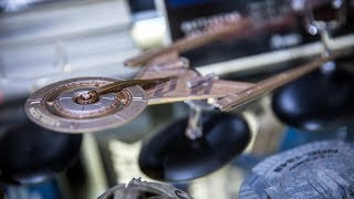 Star Trek: Discovery Ship Models from Eaglemoss!