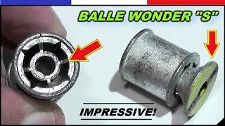 """French """"WONDER BULLET"""" Shotgun Slug - Blows up inside your target!"""