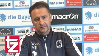 """TSV 1860 - Vitor Pereira vor Karlsruhe: """"Bin auf der Suche nach einer Balance"""""""