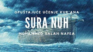 Sura Nuh | Muhammed Salah Nafea ᴴᴰ |