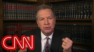 Kasich rips Trump for inaction on guns