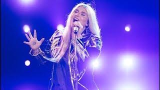 HARDEST / Highest Vocals Singers NEVER SANG Live