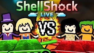 Team Deathmatch, 2 gegen 2!   SHELLSHOCK LIVE