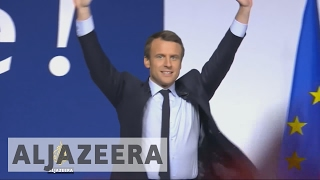 Emmanuel Macron elected next French president