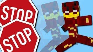 Nicht stehen bleiben! (Minecraft Challenge) [Deutsch]