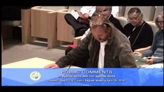 Best City Council Meeting You