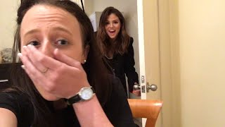 Selena Gomez Surprises Aussie Fan In Her BEDROOM!
