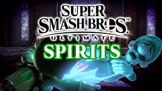 Smash Bros. Ultimate Spirit Mode a better Subspace Emissary?