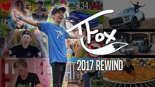 TANNER FOX - WHY 2017 CHANGED MY LIFE!!