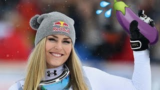 Lindsey Vonn Searches for Some Valentine