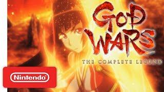 GOD WARS: The Complete Legend Announcement Trailer - Nintendo Switch