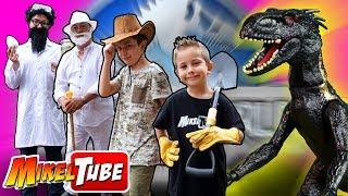 El Mundo Jurásico de MikelTube 🦎 Jurassic World